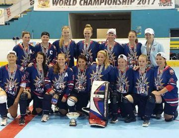 Team USA Bronze